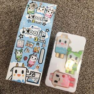 Tokidoki moofia from comic-con 2016